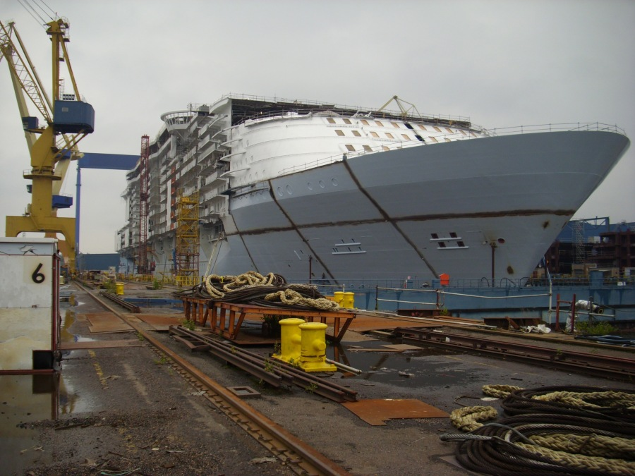 South Korea's STX Offshore & Shipbuilding Co. Files for US BankruptcyProtection