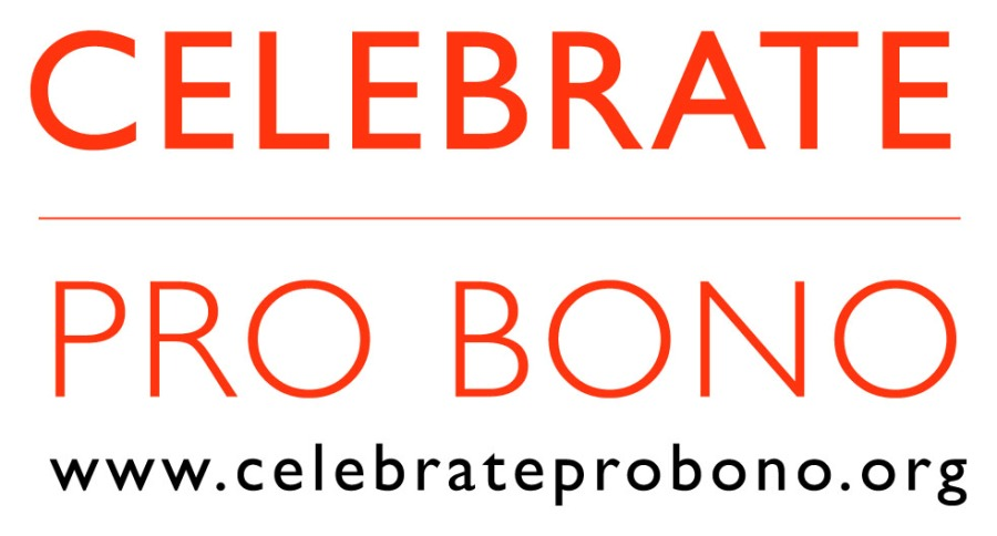 Celebrate Pro Bono Week #ProBonoTX #CelebrateProBono